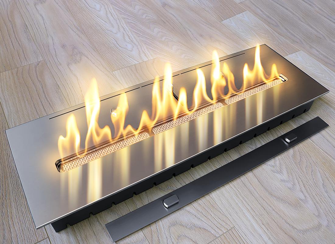 Топливный блок Gloss Fire Катмай 750
