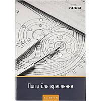 Папка для черчения Kite А3 (29,7 х 42 см) 200 г/м2 10 листов
