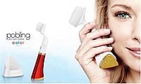 Очистить сухую кожу лица от прыщей