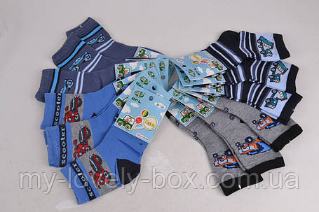 ОПТОМ.Детские носки с рисунком (Арт. C249/26-28) | 12 пар, фото 2