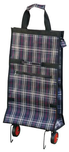Хозяйственная сумка на колесиках