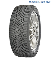 Шина Michelin X-Ice North 4 SUV 235/60 R18 107 T XL (Шип)