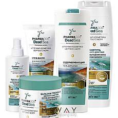 Витэкс - PharmaCos Dead Sea Крем-масло для рук и тела для очень сухой, атопичной кожи 150ml, фото 3