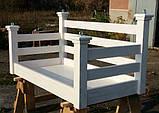 Подвесная кровать-качеля на балкон, фото 9