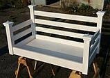 Подвесная кровать-качеля на балкон, фото 10