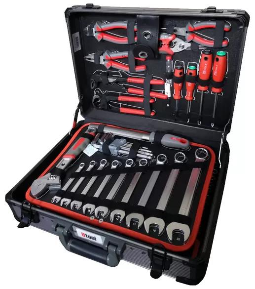 Набор инструментов слесаря Utool U10100PX, 120 предметов