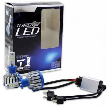 Светодиодные лампы для автомобиля Led Xenon Ксенон T1 led headlight-H1, фото 2