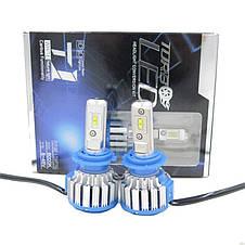 Светодиодные лампы для автомобиля Led Xenon Ксенон T1 led headlight-H7, фото 2