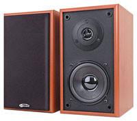 Акустическая система 2.0 Gemix TF-611 Black (2x18 W, подключение: RCA, сеть (220 V), Материал сателлит - МДФ,