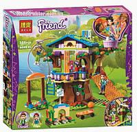 """Конструктор Bela 10854 Френдс """"Домик Мии на дереве"""" 356 деталей. Аналог Lego Friends 41335"""