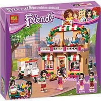 "Конструктор Bela 10609 ""Пиццерия"" Френдс, 310 деталей. Аналог Lego Friends 41311"