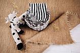 Лижнык карпатское одеяло Однотонный беж 150х200 см, фото 4