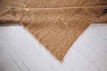 Лижнык карпатское одеяло Однотонный беж 150х200 см, фото 5