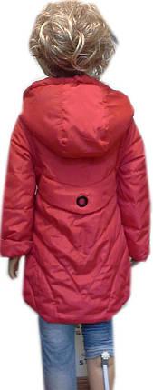 Куртка парка для девочек, фото 2