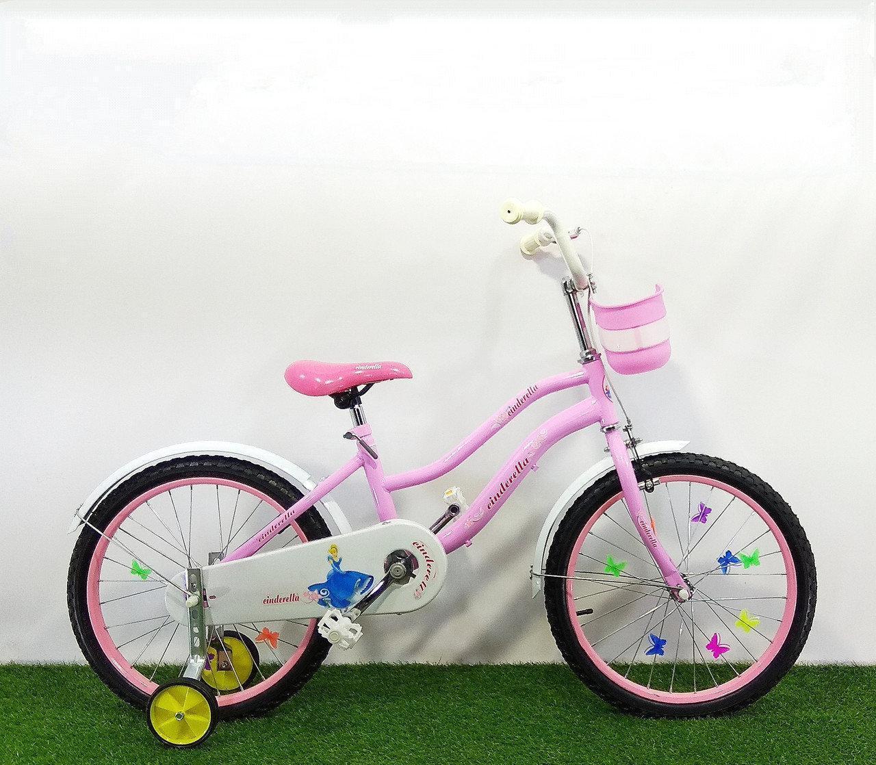 """Детский велосипед 881 16"""""""