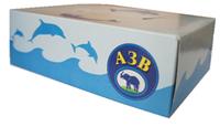 """Салфетки """"АЗВ-Киев"""" в коробке. Дельфины"""