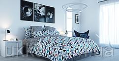 Двуспальное постельное белье ТЕП Ранфорс Mozaika
