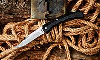 Нож складной, с пластиковой рукояткой, с многозадачным клинком, не громоздкий и не хлипкий, на каждый день, фото 1