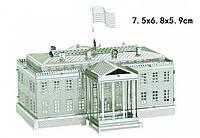 Металлический конструктор  Белый Дом коллекционная модель