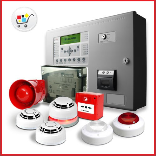 Системи оповіщення про пожежу