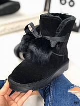 Угги на шнурках женские, фото 2