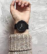 Женские часы Casual style черные, жіночий наручний годинник, женские наручные часы, фото 2