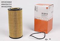 Масляный фильтр Mercedes Sprinter 2.3D / 2.9TDI 1995-1999  KNECHT (Германия) OX123/1D