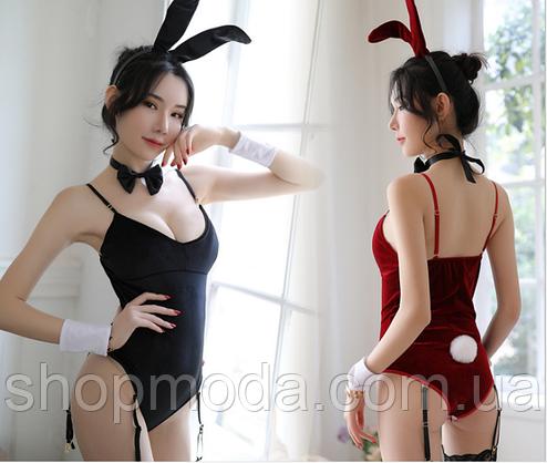 Сексуальный костюм зайчика, фото 2