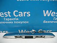 Накладка крышки багажника (панель подсветки номера) Nissan X-Trail 2007-2014 Б/У