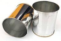 Форма для выпечки пасхи металлическая (Метид)