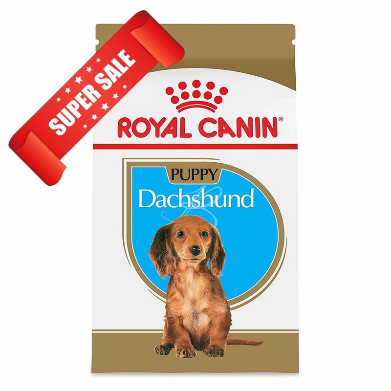 Сухой корм для собак Royal Canin Dachshund Puppy 1,5 кг