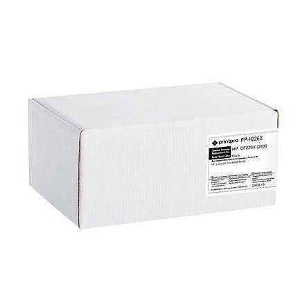 Картридж HP 26X (CF226X), Black, LJ Pro M402, MFP M426, ресурс 9000 листов, PrintPro (PP-H226X), фото 2