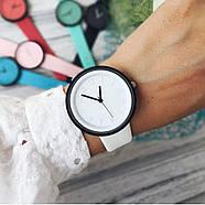 Женские часы Casual style белые, жіночий наручний годинник, кварцевые наручные часы, фото 2