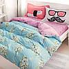 """Комплект постельного белья """"Вдохновение"""" Alltex™ 160х210см"""