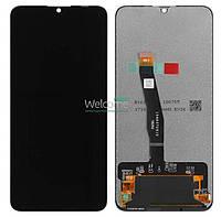 Модуль Huawei P Smart 2019/Honor 9s black, дисплей экран, сенсор тач скрин хуавей
