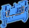 Клемма пружинная КПИ 2в-1,5 17,5А синяя IEK