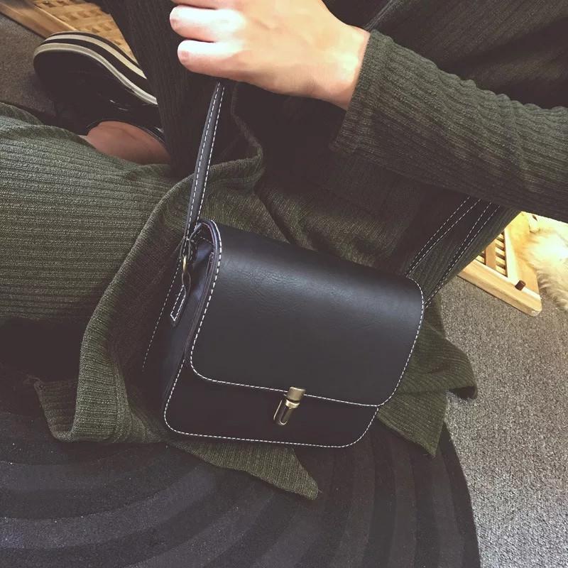 Женская сумка через плечо черного цвета, Жіноча сумочка, клатч