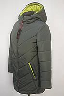 Хит!!! Очень красивая зимняя женская куртка очень теплая  Норма  Батал  48р, 50р, 52р, 54р, 56р  зеленая