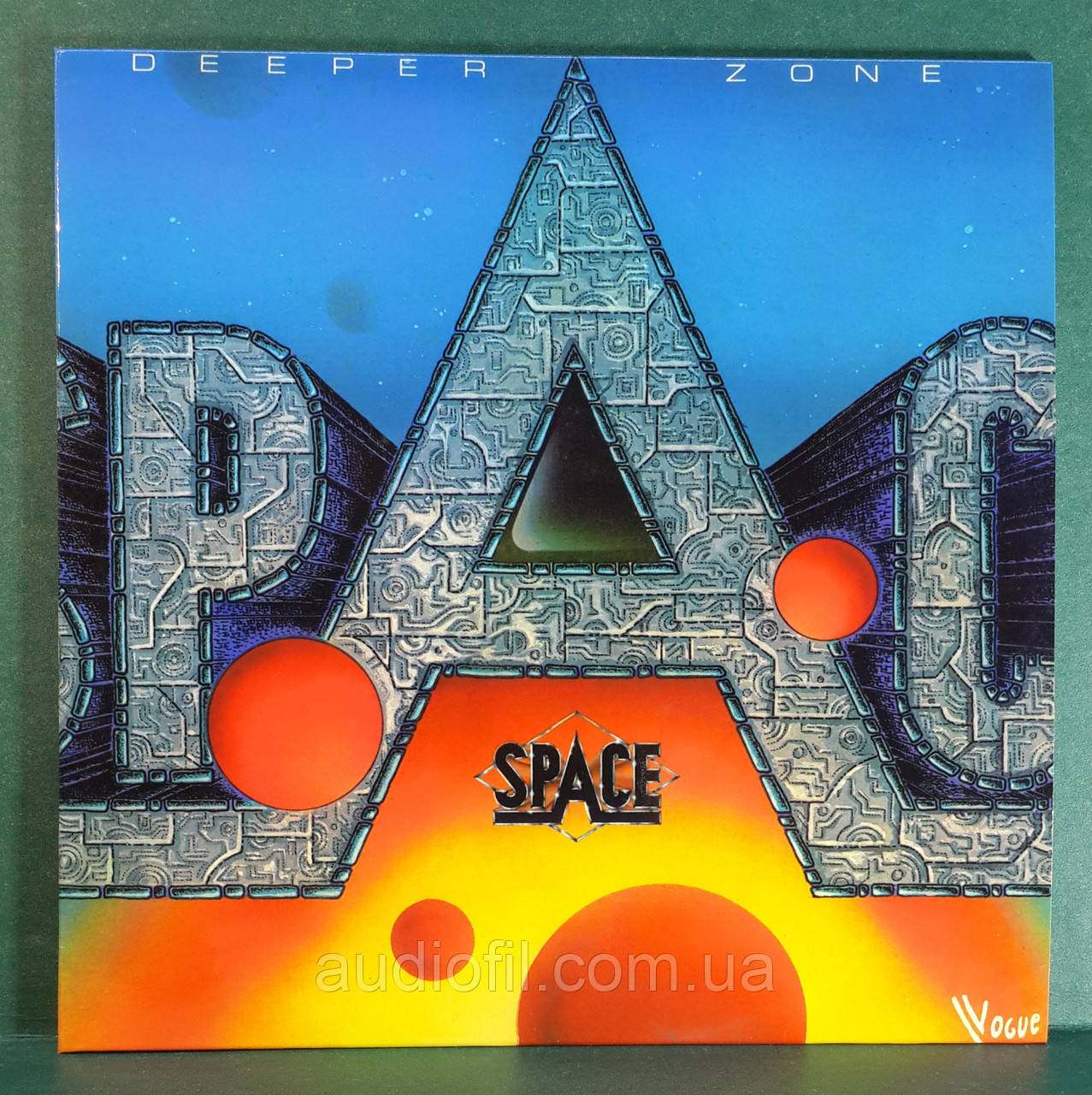 CD диск Space - Deeper Zone, фото 1