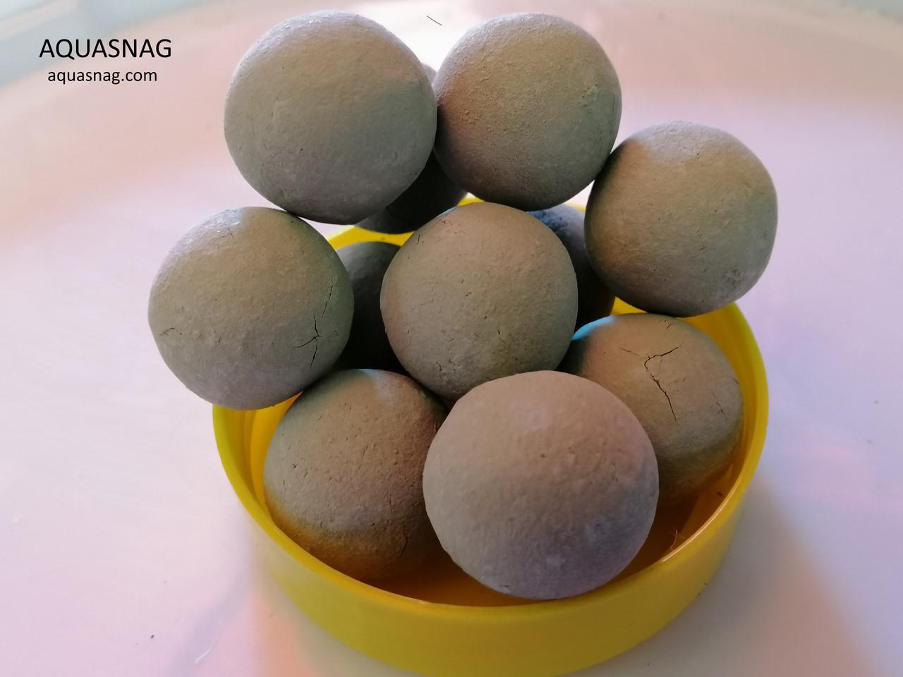 Удобрения Голубая глина, 15 шариков