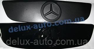 Зимняя матовая накладка на решетку (2006-2013) на Mercedes Sprinter 2006-2018 гг.