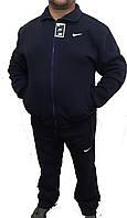 Костюм спортивный, зимний,теплый, трикотажный для мужчин  супер ботал,НАЙК,NIKE,реплика трикотаж,Турция