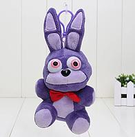 Оригинальная плюшевая игрушка Бонни,  15см,  Аниматроники. Фнаф fnaf, фото 1