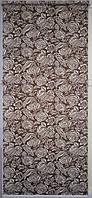 Рулонні штори Тканина Фантазія Коричневий (Квити 5277/1), фото 1
