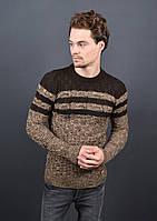 Мужской теплый свитер 7001