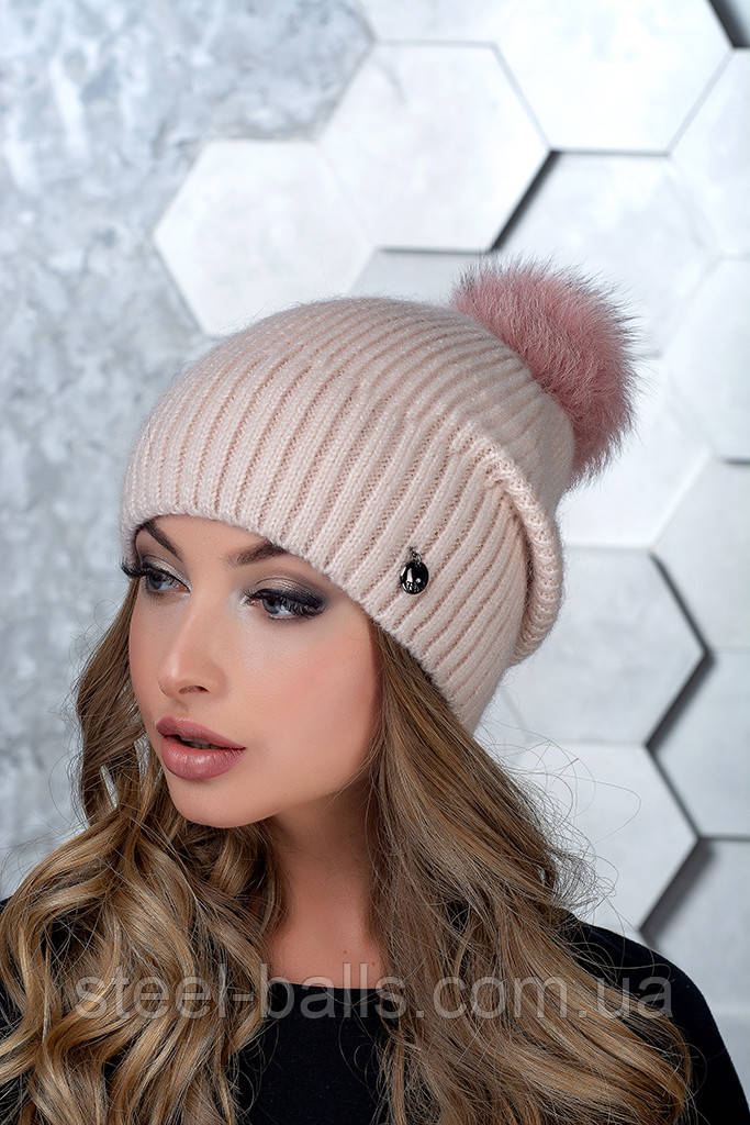 Женская шапка Александрия