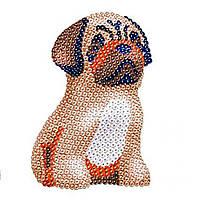 Набор для творчества Sequin Art 3D Large Lily Pug (SA-1702), фото 1