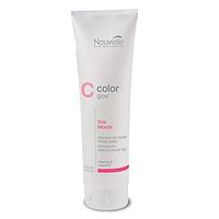 Шампунь для нейтрализации желтизны волос Nouvelle True Blonde Platinum Shampoo, 200 ml