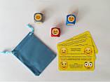 «Эмоджи Кубс» (Emoji Cubes) - арт-терапевтические кубики, фото 3