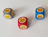 «Эмоджи Кубс» (Emoji Cubes) - арт-терапевтические кубики, фото 4